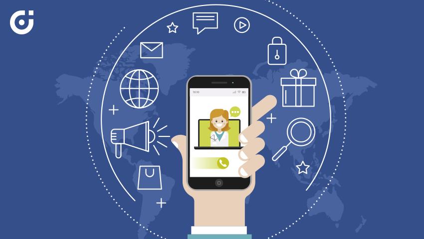 Giải pháp CRM cho phiên bản mobile (cre: AppJetty - Overblog)