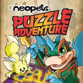 PC Game Neopets Puzzle Adventure