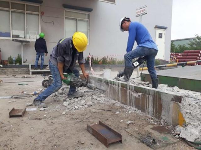 Các thông tin hay về hợp đồng Dịch vụ khoan cắt bê tông Tây Ninh