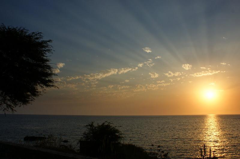 Pôr do Sol em Cabo verde
