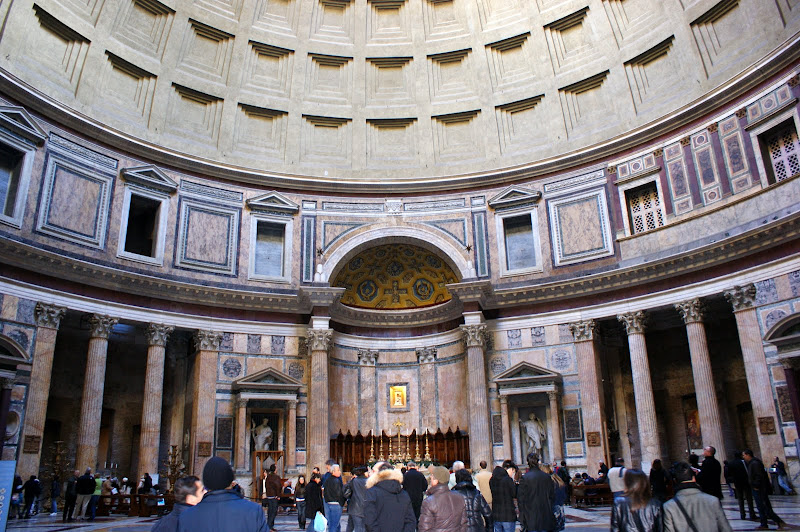 Roma, Panteão de Agripa