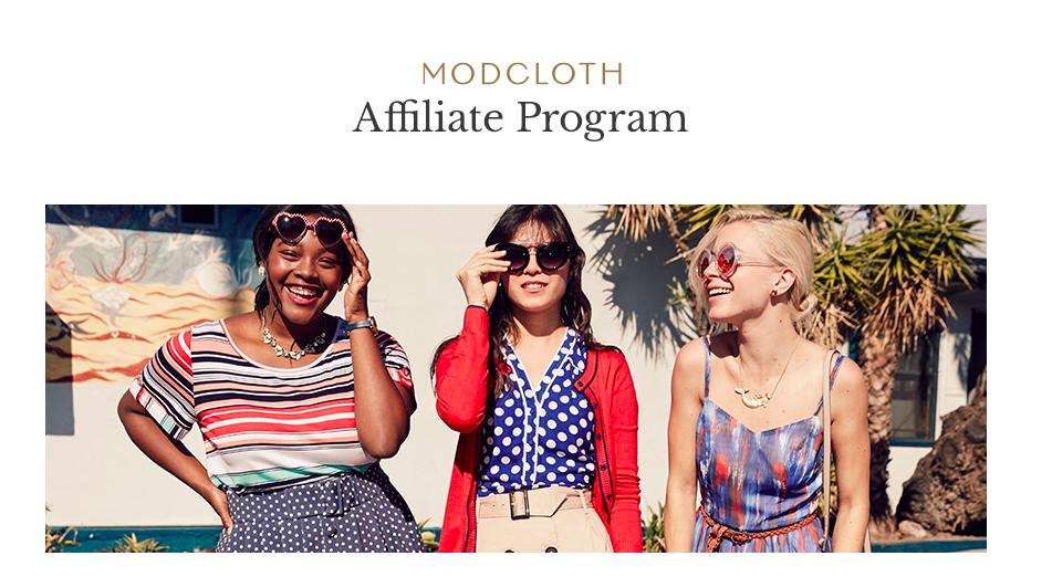 ModCloth Affiliate Program
