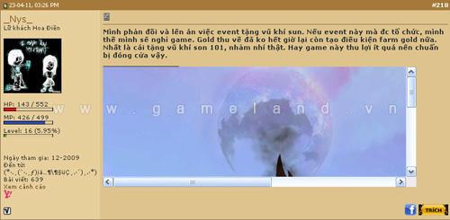 """Con Đường Tơ Lụa: Game thủ phản đối việc tặng đồ """"khủng"""" 1"""