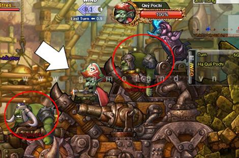 Gunny 2.6: Khám phá sào huyệt boss rồng 4