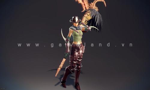 Vindictus: Đại chiến cá sấu khổng lồ Thor 2