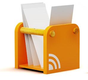 archivo XML para RSS Feed