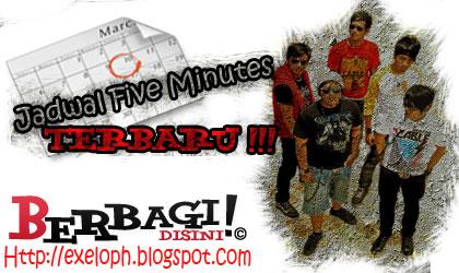 Jadwal Five Minutes
