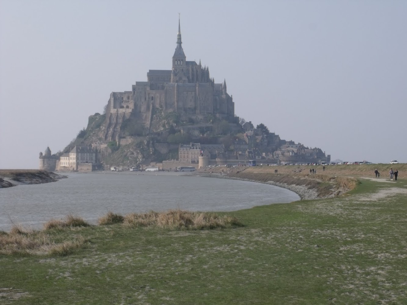 Guest Post By @501Places: Mont St Michel