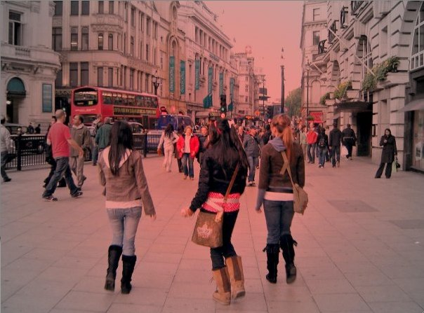 My Love Affair With London (by Nikita Patel)