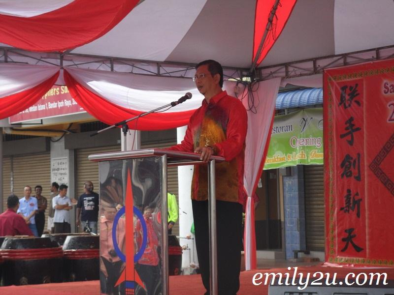 Nizar speech