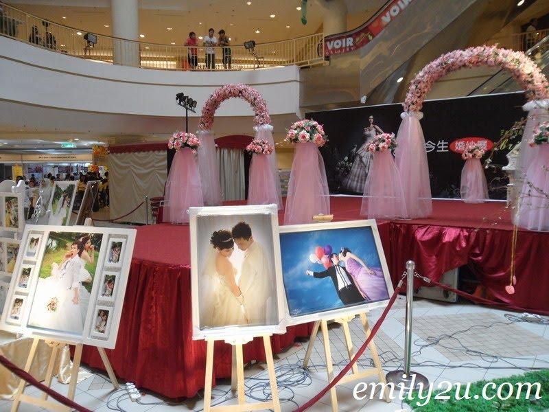 bridal wear fashion show