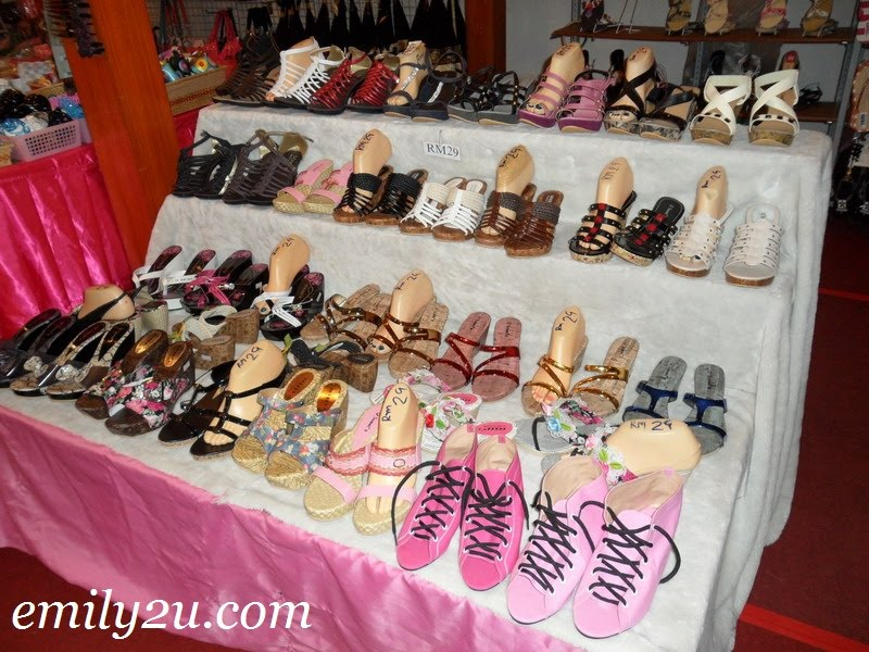 ladies' shoes