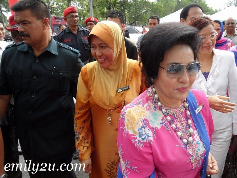BAKTI chairperson Datin Paduka Seri Rosmah Mansor