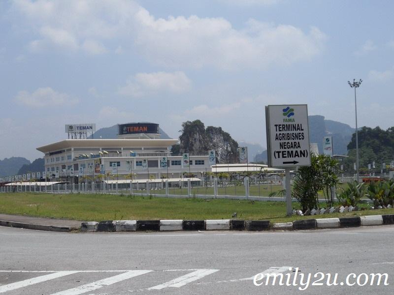 Terminal Agribisnes Negara (TEMAN) @ Gopeng, Perak