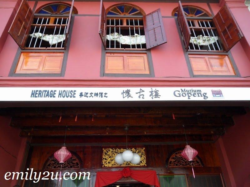 Heritage House Muzium Gopeng Perak