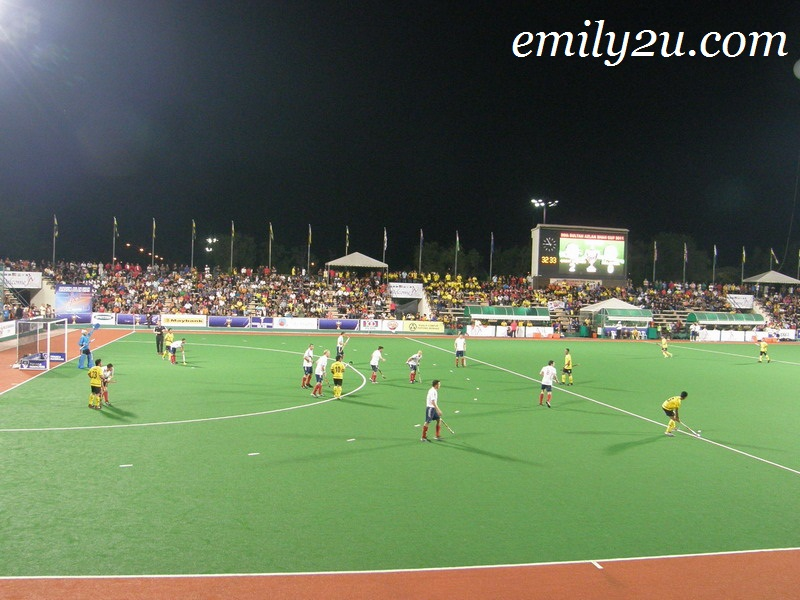 Sultan Azlan Shah Cup 2011 hockey tournament