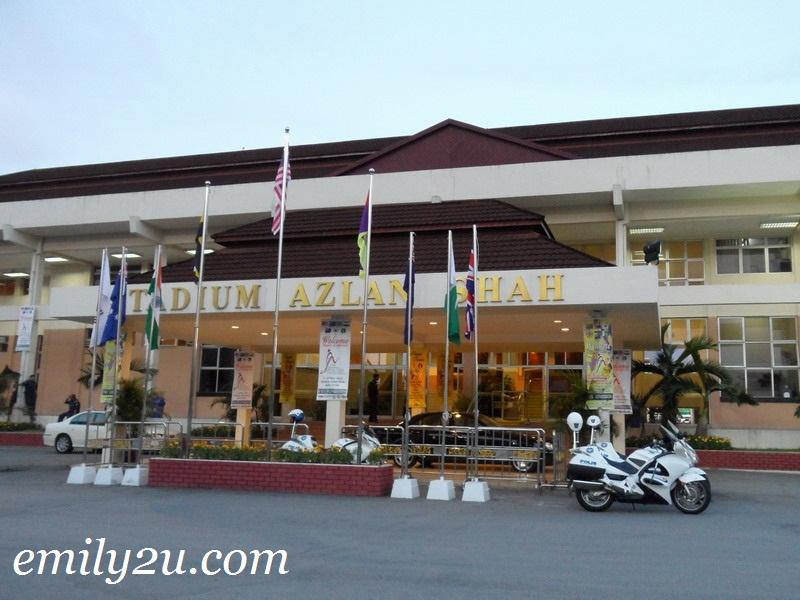 Sultan Azlan Shah Cup 2011 Finals Venue
