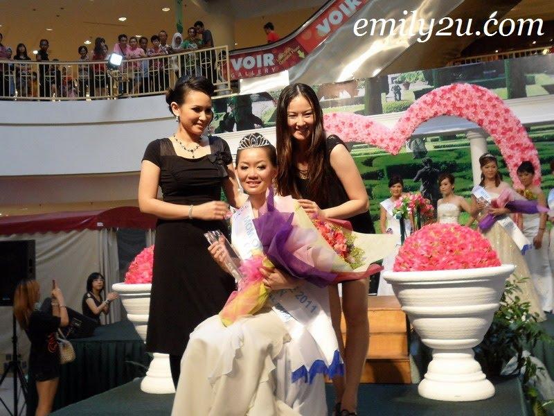 Mom On Parade 2011 winner Teoh Seow Ai