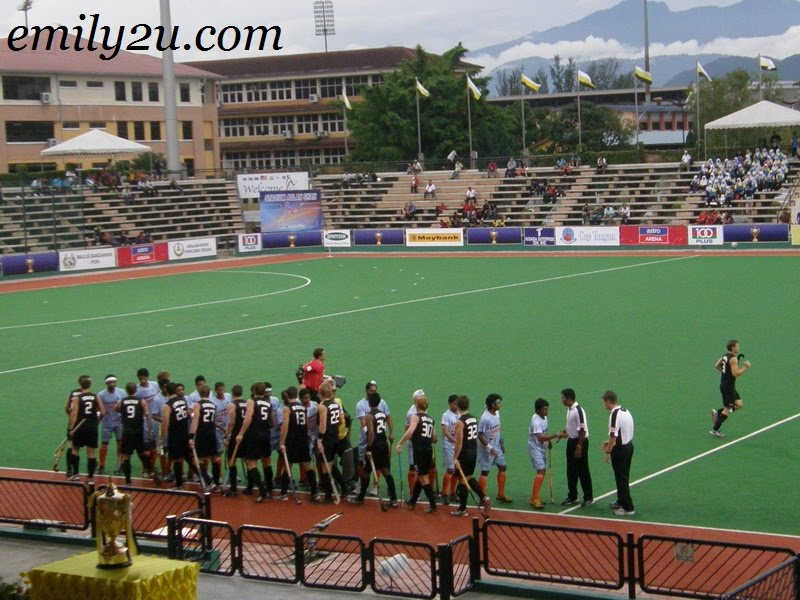 Day 6 Sultan Azlan Shah Cup 2011 (India vs. New Zealand)