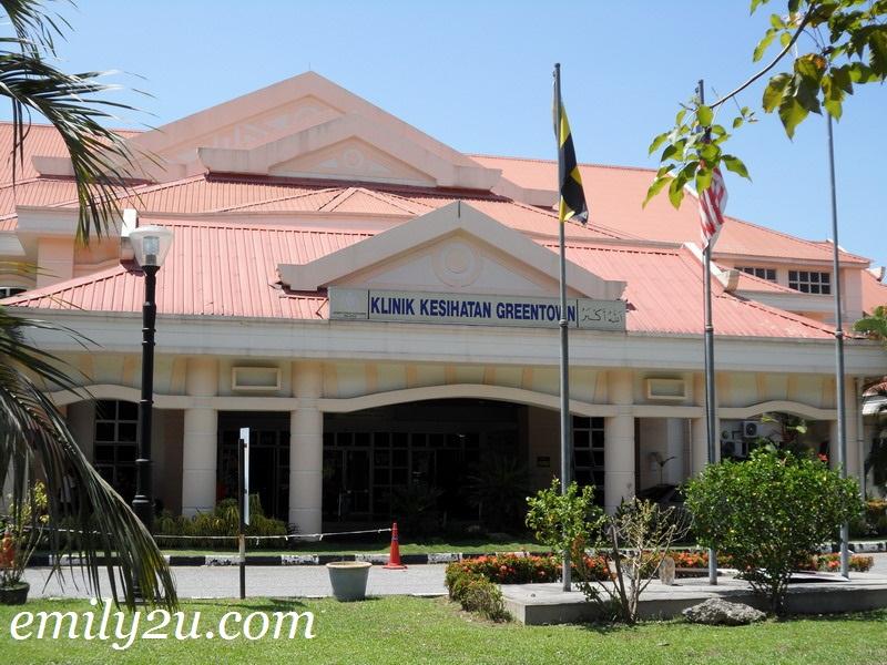 Poliklinik Greentown