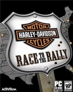 Harley Davidson Motorcycles Race to the Rally Rip Harley Davidson Motorcycles Race to the Rally