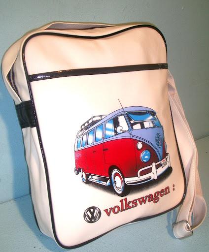 vw bulli volkswagen tasche bus t1 messenger bag. Black Bedroom Furniture Sets. Home Design Ideas