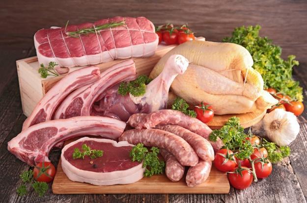 Image result for viande rouge viande blanche