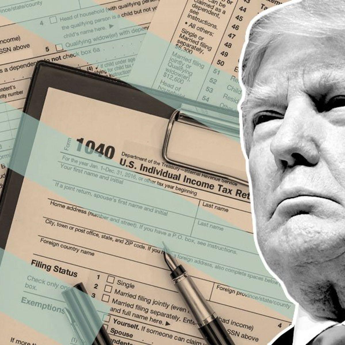 Manhattan district attorney subpoenas Trump's tax returns in probe of hush  money payments   Salon.com