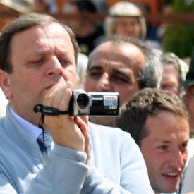 Gheorghe Flutur, cameraman amator