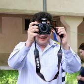 Constantin Gabriel Şerban în rolul turistului japonez