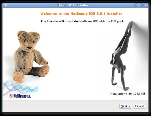 Инсталация на NetBeans