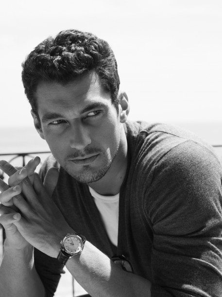 David Gandy by Hamish Brown, Men's Health Italia, March 2011