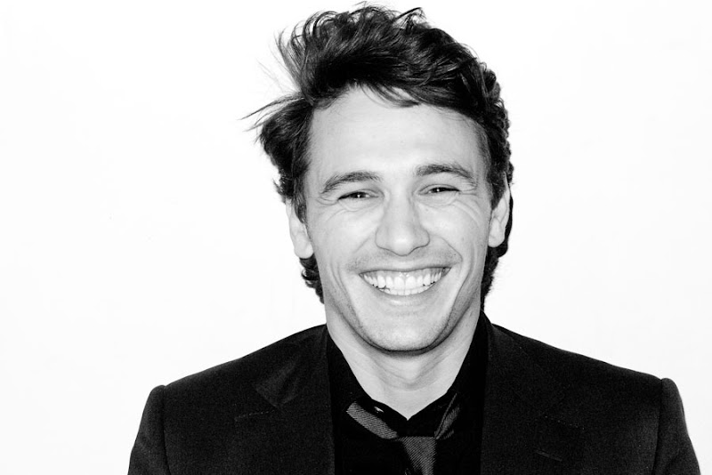 James Franco by Terry Richardson, 2011