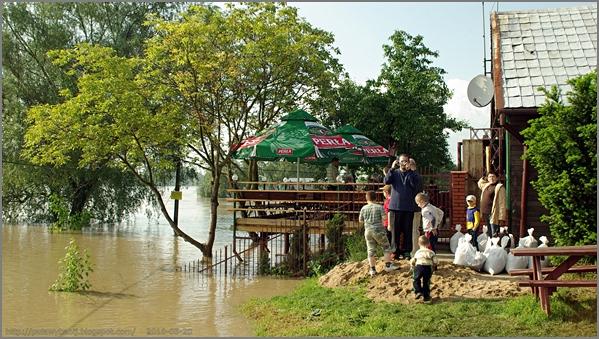 Powódź maj 2010 Puławy