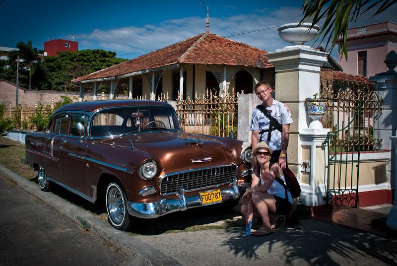 Kuba cz.XIX -- Cienfuegos, Marina Puerto...