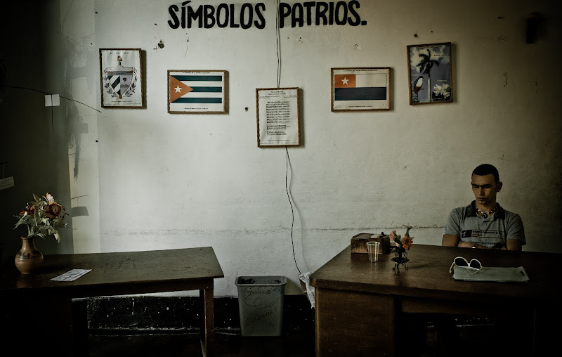 Kuba cz.XIV -- życie codzienne w Trinidadzie..