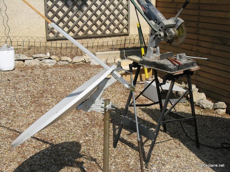 monture reglable pour parabole solaire IMG_1530