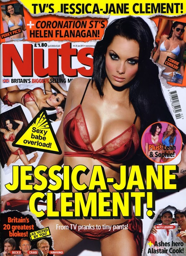 Jessica-Jane Clement, awesome as usual (pretty girls-12photos)12