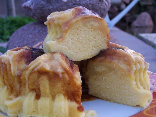 Receta del día: bizcocho de nata
