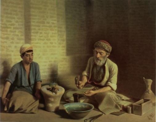 D:\Downloads\Goldworker_in_Baghdad.jpg