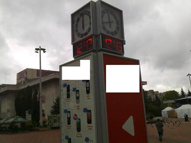 Cat e ceasul?