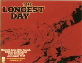 The Longest Day, imagen de la caja.