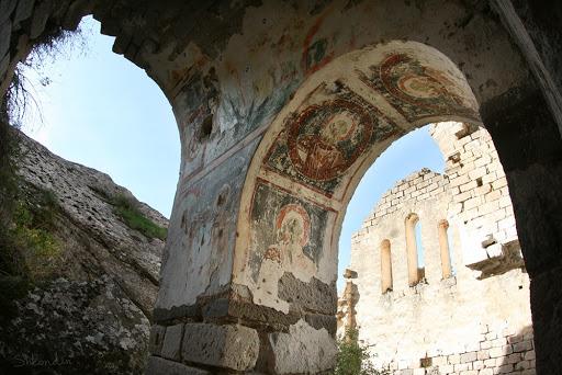 Церковь Карагедик, Karagedik Kilise, Ихлара