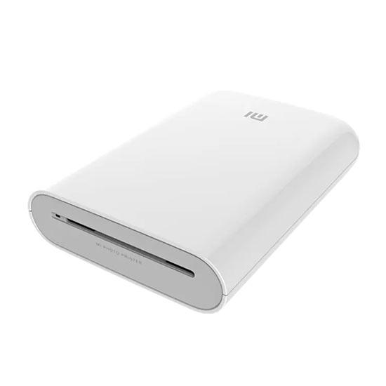 Xiaomi Pocket Photo Printer - เครื่องพิมพ์รูปแบบพกพาเสี่ยวหมี่ - Xiaomi  Lovers : จำหน่ายสินค้า Xiaomi (เสี่ยวหมี่) ทุกชนิด ของแท้ ราคาถูก