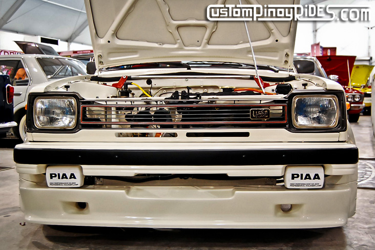 Widebody Toyota Starlet by Cartistics Garage Custom Pinoy Rides pic3