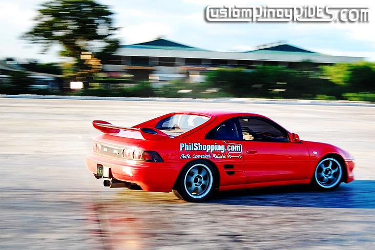 Toyota MR2 Drift Ian King Custom Pinoy Rides pic1