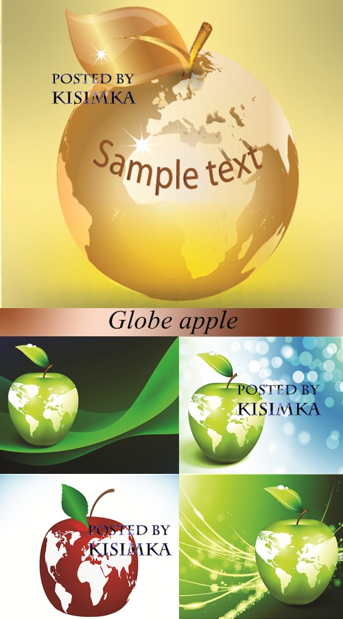 Stock: Globe apple