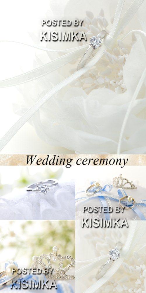 Stock Photo: Wedding ceremony