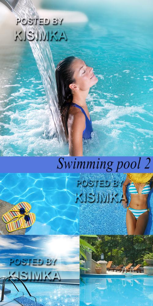 Stock Photo: Swimming pool 2