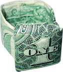 Dollar Ring Fold